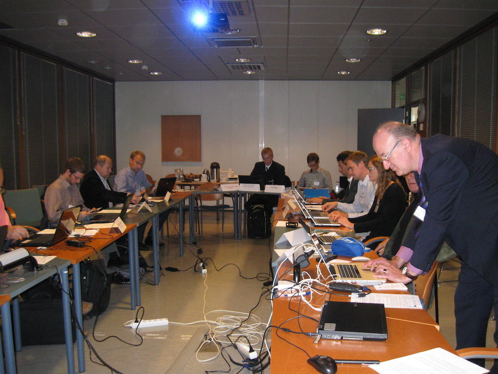 workshop in Helsinki